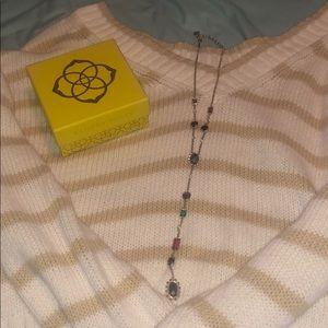 Kendra Scott layering necklace